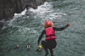 what is coasteering?