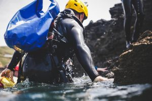 Coasteering guide