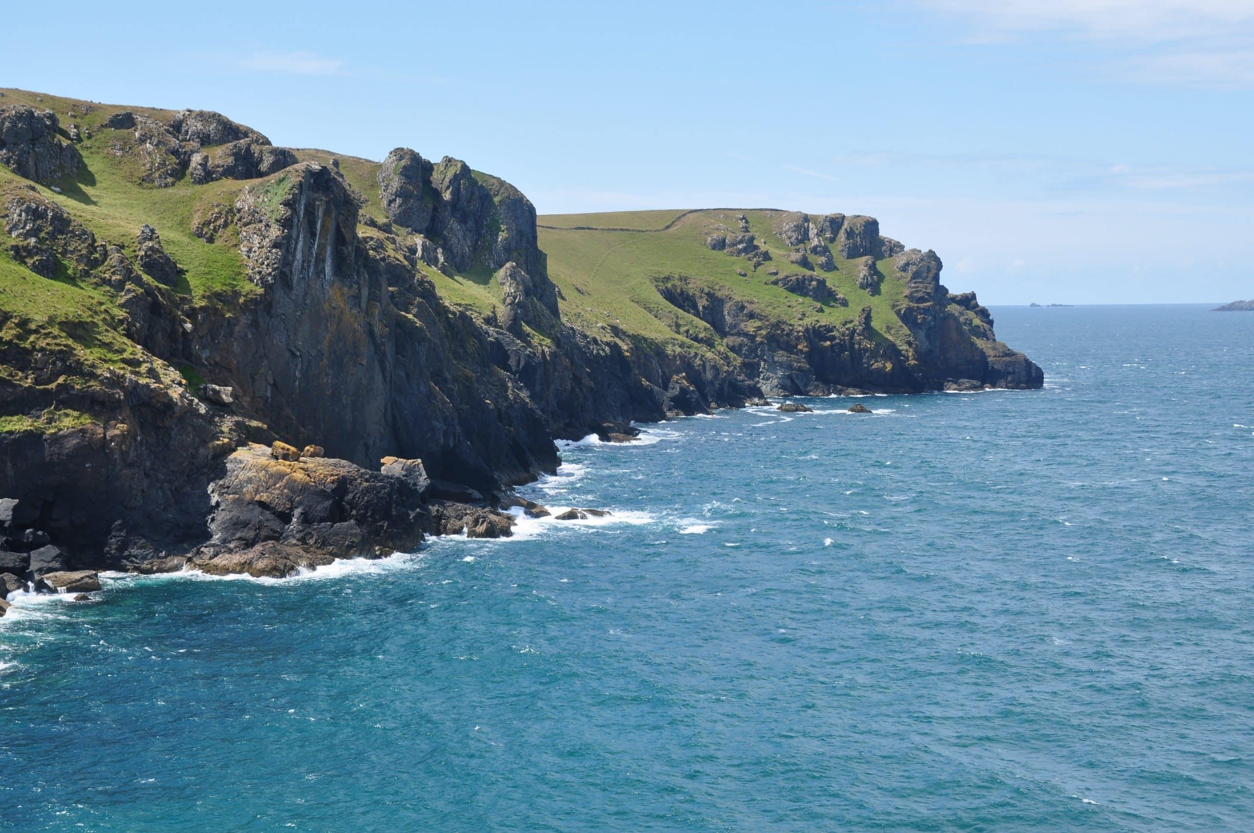 coasteering polzeath