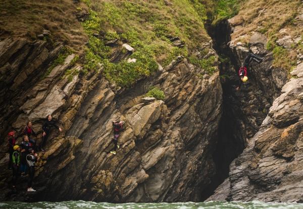 coasteering i8rSwSJXBKw unsplash scaled